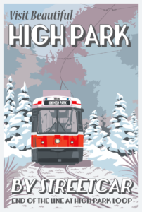 High Park Loop Winter