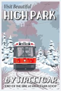 High Park Loop Winter