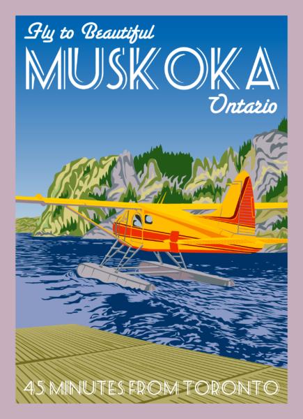 Muskoka Floatplane